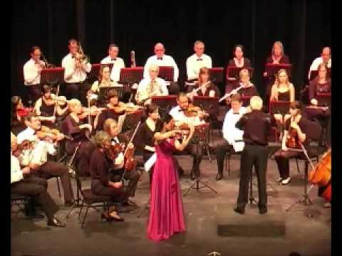 Wieniawski Violin Concerto No 1 in F# min. Mov 2