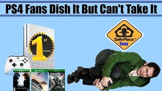 PS4 Fanboys Are Freaking Out Over The Xbox Ones Continued Success!! They Dish It But Can't Take It!
