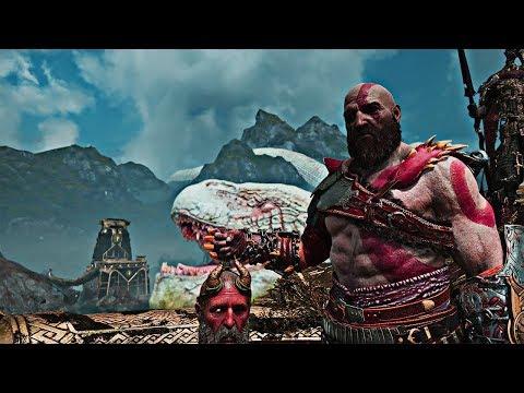 God of War - Going INSIDE The World Serpent