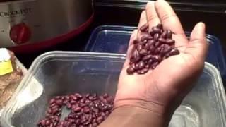 Tina's Red Beans N' Rice 11 2 12