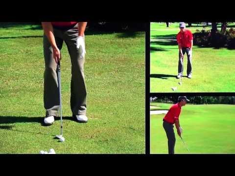 Zach Johnson – Pitching Lesson (40-50 Yards)