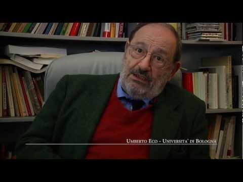 UMBERTO ECO: perché ALMA MATER STUDIORUM UNIVERSITA' DI BOLOGNA