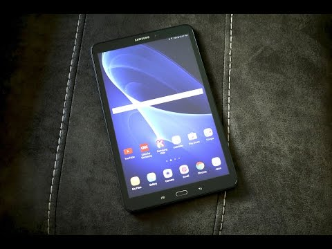 Get Samsung Galaxy Tab A 10.1 2016 Review Pictures