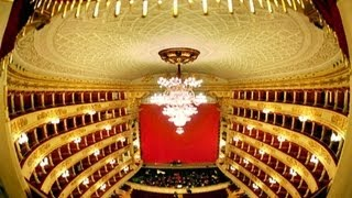La Scala, the heart and soul of Milan(, 2013-02-20T10:15:06.000Z)