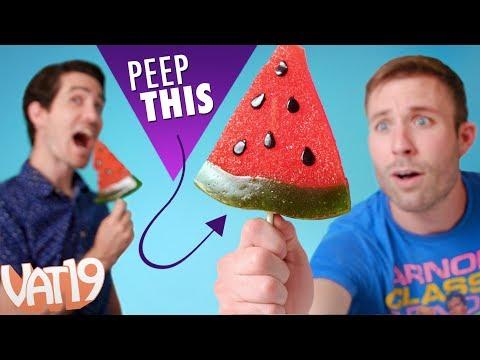 Peep This: Gummy Watermelon Slice | Ep. #24