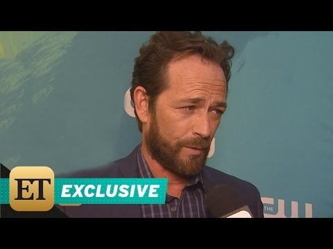 EXCLUSIVE: What 'Riverdale' Star Luke Perry Says About the Dark Take on Archie Comics