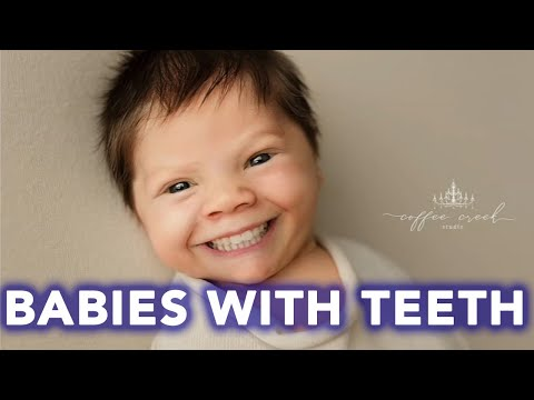 James Burlander - These Photos of Adorable Babies With Teeth Photoshopped In Are Hilarious!
