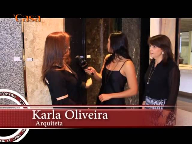 Programa Di Casa 240 - Rota da Decoração - Ninfa Canedo e Karla Oliveira - Gruta Mármores e Granitos