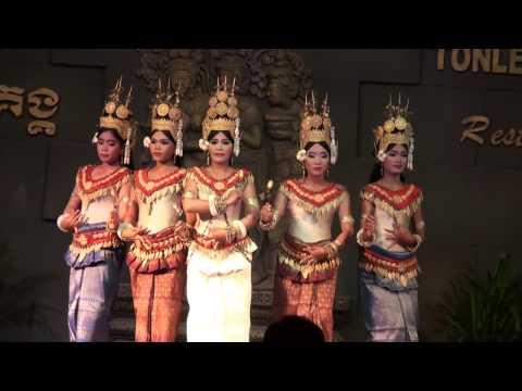 Cambodian Traditional Dances, Traditional Dance Compilations, Asian Traditional Dances