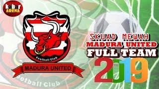 Download Video Resmi   Daftar Pemain Lengkap Madura United 2019   Transfer MP3 3GP MP4