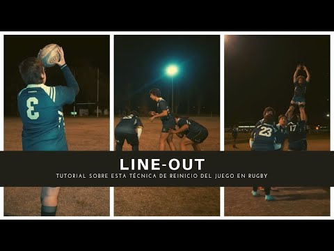 DeporTips: Line-out en Rugby
