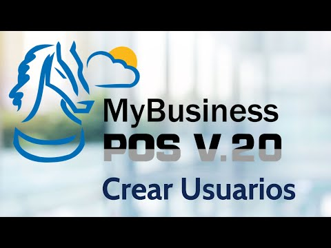 27. MyBusiness POS V.20 - Crear Usuarios from YouTube · Duration:  1 minutes 18 seconds