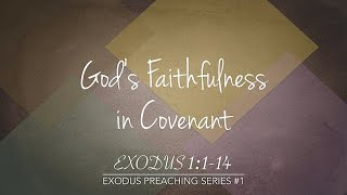 God's Faithfulness in Covenant - Pastor Billy Jung