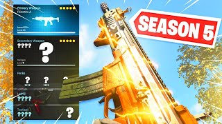 the SEASON 5 KILO CLASS SETUP! IT SHREDS! (Modern Warfare Warzone)