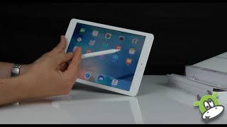 Apple iPad Pro 9.7 inch and Pencil Unboxing & Review