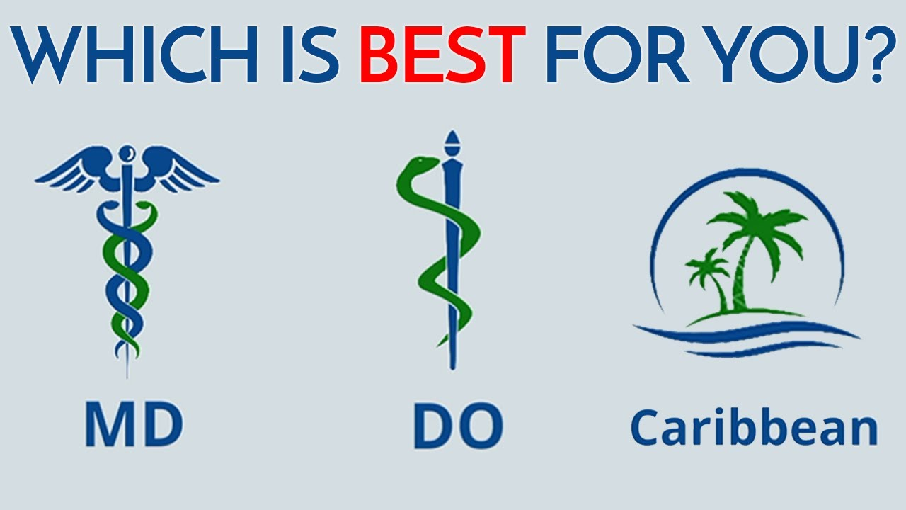 Should I Go M D , D O , or Caribbean for Medical School?