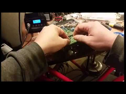 President Hr2510 Cobra Style R Connector Upgrade Youtube. President Hr2510 Cobra Style R Connector Upgrade. Wiring. Hr2510 Radio Cb Mic Wiring At Scoala.co