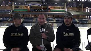 Big Ten championship preview with Notre Dame