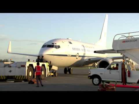 Departure of Prime Minister Malcolm Turnbull, Australia 11/19/2015