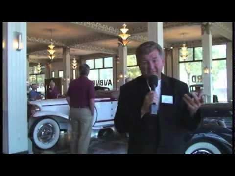 Classic Restos: US Tour - Auburn Cord Duesenberg Museum - Ep6