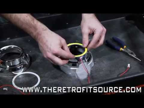 TRS Tips: How to Install LED Halos In your Headlights (Switchback, RGB, XSB, Strips)