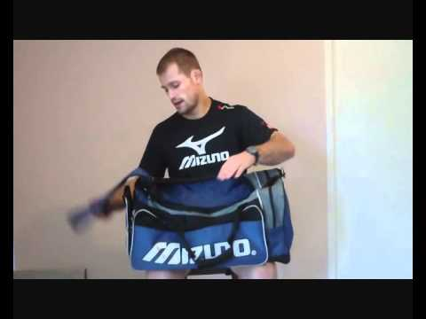 Product Review - Mizuno Holdall Bag