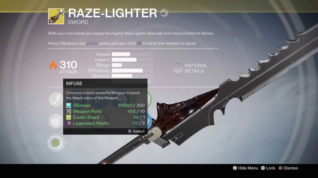 Destiny Taken King How To Get An Exotic Sword
