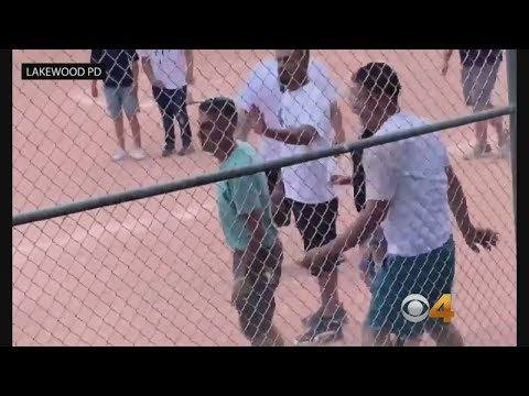 Mikey - WATCH: Adults Brawl at Elementary School Ball Game