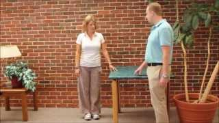 COPD Treatments & Rehab: Standing Exercises