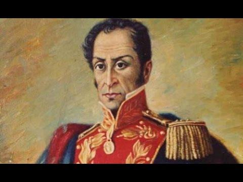 Historia de Simón Bolivar