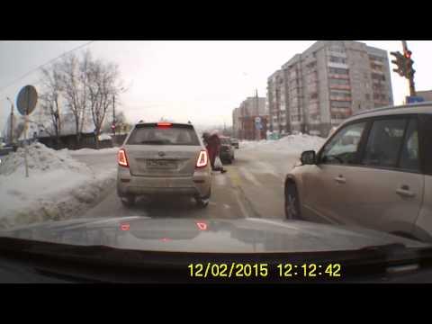 ДТП в Краснотурьинске, Ленина - Клубная