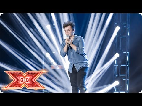 Benji Matthews goes for a seat with original song | Six Chair Challenge | The X Factor 2017