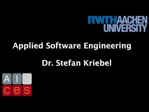 EU Regional School 2014 Part 2 with  Dr. Stefan Kriebel