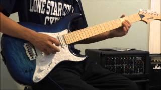 Guitar solo - Fernandes Guitar