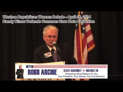 Robb Archie For Nevada Assembly #AD26