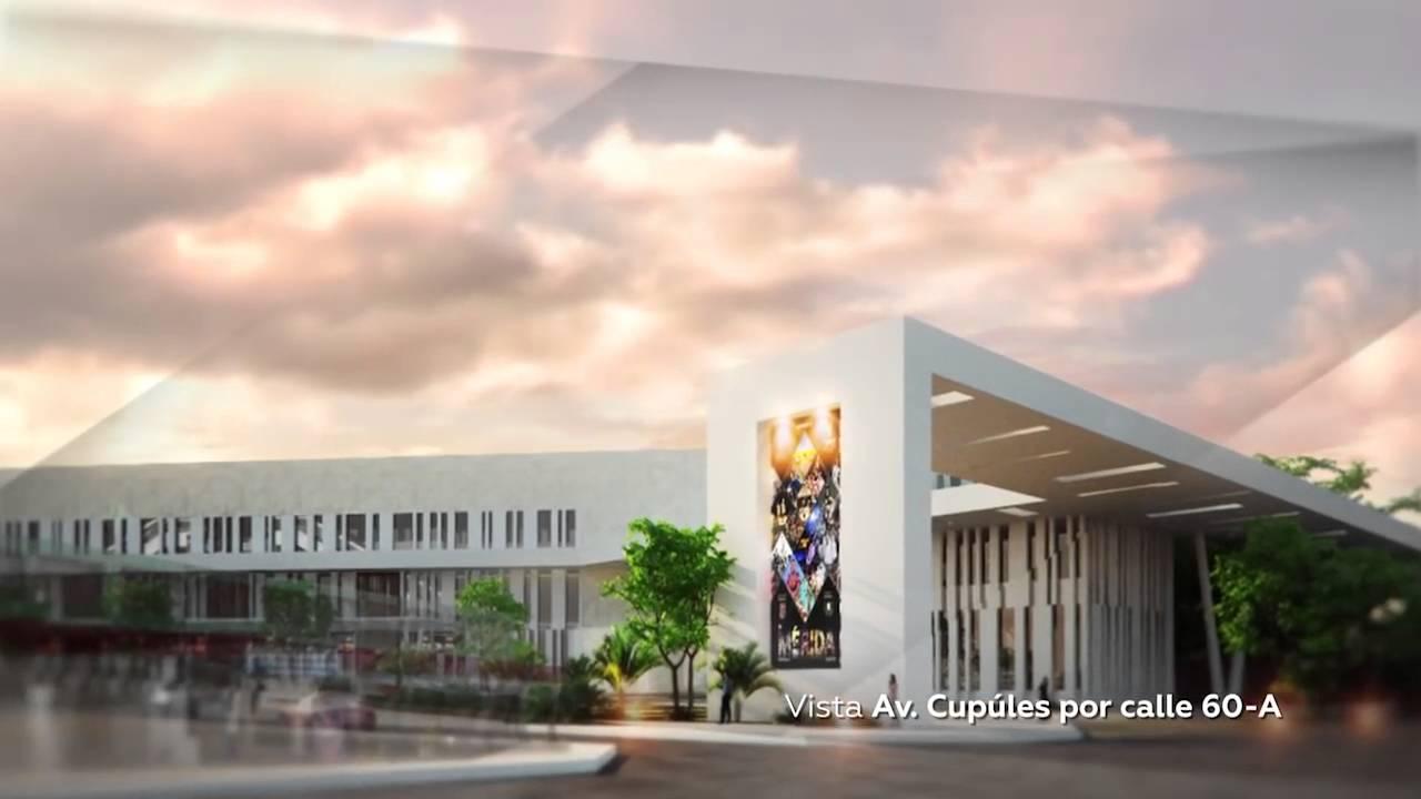 Construcci n de nuevo centro de convenciones de m rida for Construccion de piscinas merida yucatan