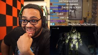 "Halo Infinite ""Discover Hope"" Reaction - E3 2019"