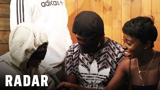 Hemah w/ K-Trap, 86 & Zone 2 @ Link Up TV's 'The Drop'