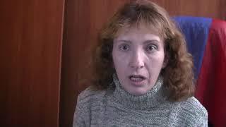 Кандидат в Президенты России Елена Каминская
