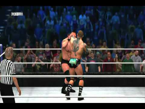 WWE '12: Brock Lesnar Vs Batista WresteMania