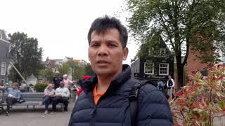 Liburan Eropa Barat 2019, Amsterdam
