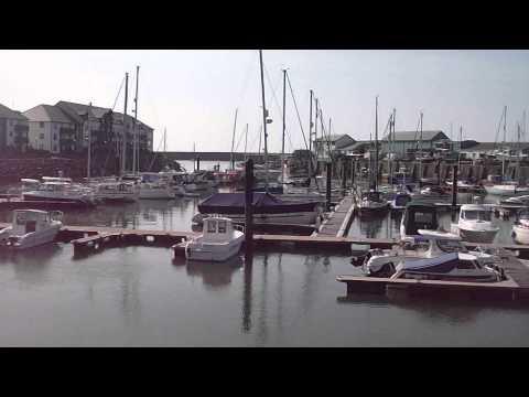 Aberystwyth Marina -  25th March 2012