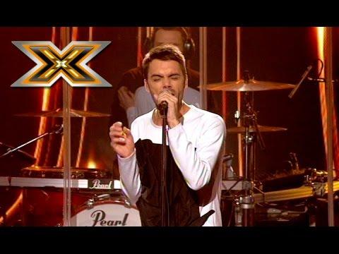 Видео, Гости шоу Х-фактор  Группа The Maneken. Х-фактор 6. Восьмой прямой эфир