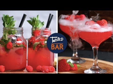 10 Perfectly Pink Valentine's Day Cocktails | Date Night Drink Ideas | Twisted Bar Mp3