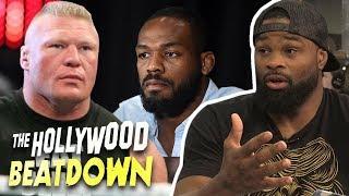 Tyron Woodley: I Believe Jon Jones, He Ain't a Cheater   The Hollywood Beatdown