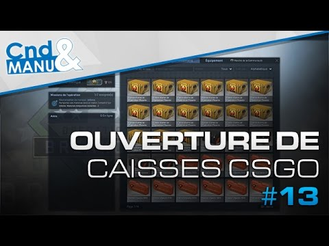 ouverture de caisses cs go 13 vanguard act 2 youtube. Black Bedroom Furniture Sets. Home Design Ideas