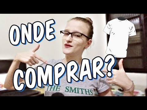 LOJAS PARA COMPRAR CAMISETAS ONLINE | Ana Roncon