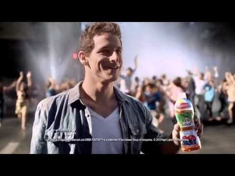Lipton Ice Tea commercial - Contagious