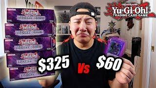 ICH VERBRACHTE $325 AUF YU-GI-OH! LEGENDARY DUELIST PACKS...(GONE WRONG)