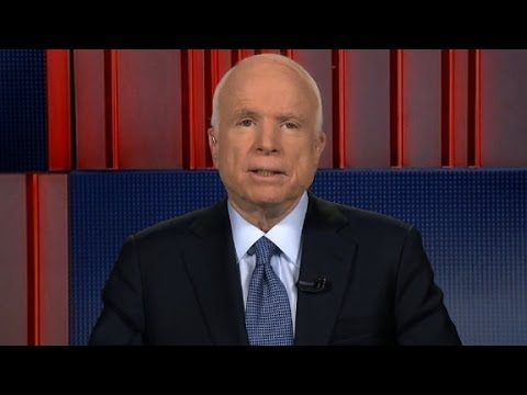 """McCain: Russian interference could """"destroy democrac..."""